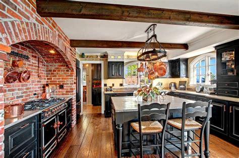 canas de cocina rusticas cocinas r 250 sticas los mejores ejemplos del estilo