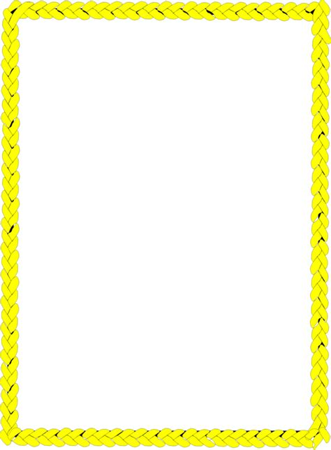 free border printable free page borders