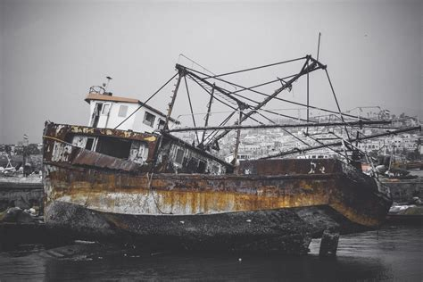 old boat wrecks boat wreck ship 183 free photo on pixabay