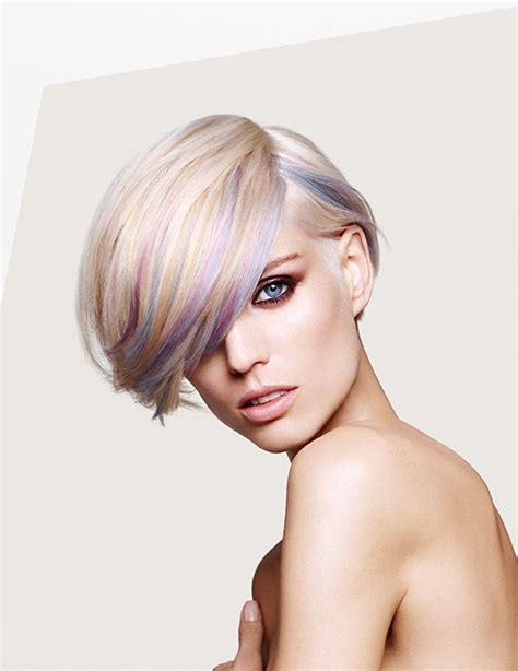 wella hairstyles a medium blonde hairstyle from the wella collection no 22587
