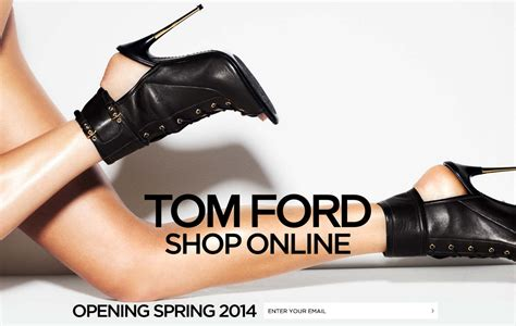 Tom Ford Online Store   tom ford to launch e commerce