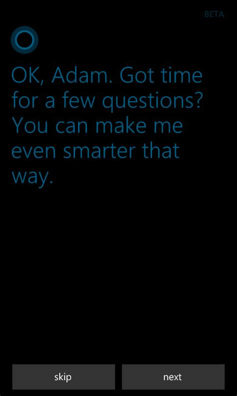 can i see your face cortana cortana can i see your face please siri artificial