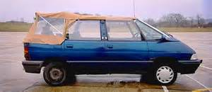Top Gear Renault Avantime Challenge Upholstery Repairs Archive The Hog Ring Auto