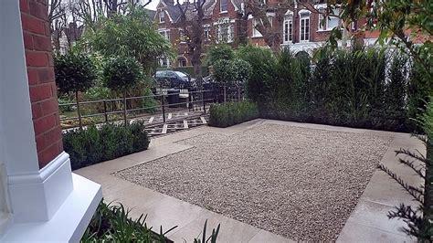 modern front garden design victorian mosaic formal clapham