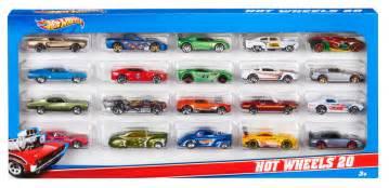 Hot Wheels Coffret 20 voitures  Shop Hot Wheels Cars