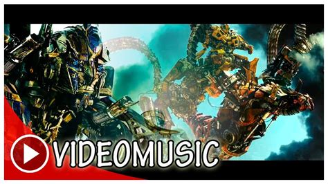 transformers 3 music video linkin park what ive done wmv transformers 2 linkin park new divide youtube