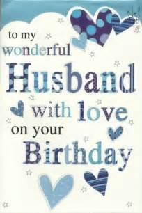 birthday card for husband husband birthday cards lilbibby