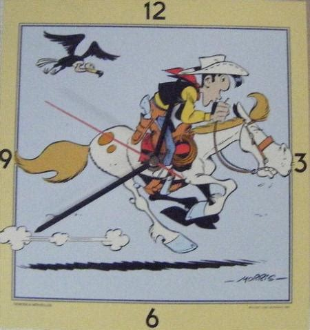 lucky productions lucky luke para bd page 19