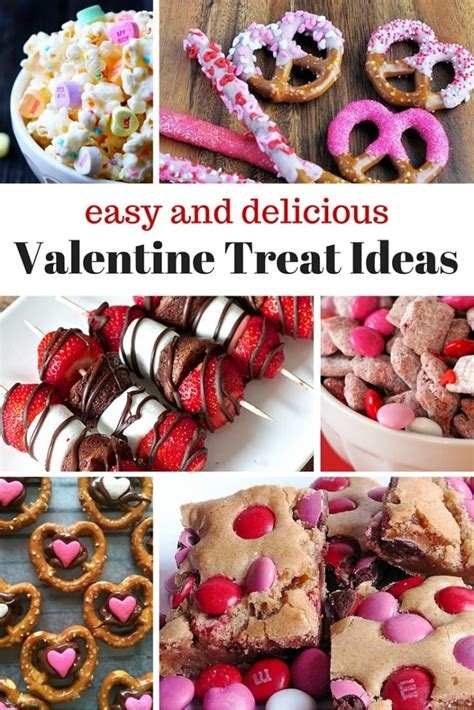 valentines day treat ideas treat ideas simple and easy four generations