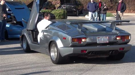 How To Get A At Lamborghini 1080p Cars And Coffee Lamborghini Countach Hdr Cx130