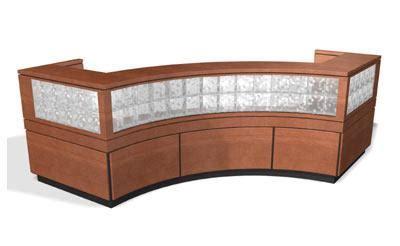 how to build a reception desk how to build a reception desk for salon studio