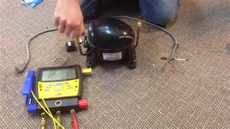 Pompa Air Vakum how to make a vacuum from compressor