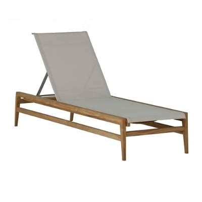 frontgate chaise lounge chairs coast teak chaise lounge by summer classics frontgate