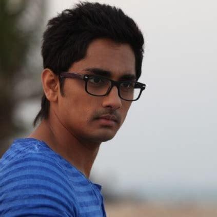 actor siddharth news siddharth siddharth narayan films