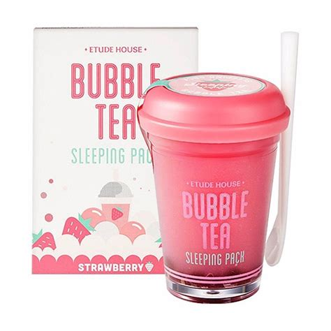 Etude Sleeping Pack etude house tea sleeping pack popsugar