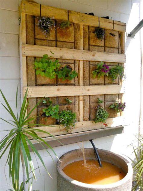 simply beautitful diy vertical garden projects