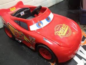 Lightning Mcqueen Car Electric Lightning Mcqueen Electric Car For Sale In Dunmore