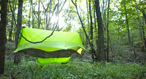 Nube Hammock Shelter by Nub 233 Hammock Shelter And Storage By Madre