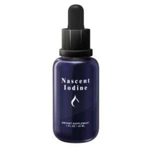 Iodine Lead Detox by Burner