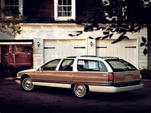96 Buick Roadmaster Wagon Buick Roadmaster Estate Wagon 1991 96