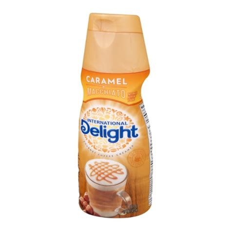 International Delight Coffee Creamer International Delight Gourmet Coffee Creamer Caramel