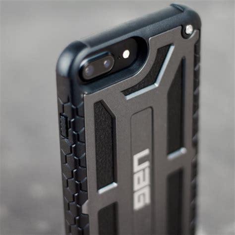 uag monarch premium iphone   protective case graphite