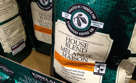 Review: Kirkland House Blend ?Roasted by Starbucks? coffee   NEAROF