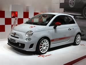 Abarth Esseesse Fiat Abarth 500 Esseesse High Resolution Image 2 Of 12