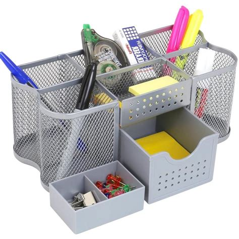 container store desk organizer desk supply organizer best home design 2018