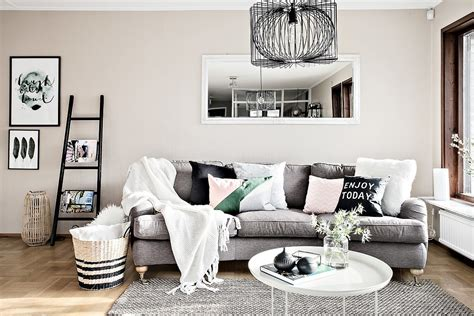 swedish home decor a dreamy swedish home in white gray daily decor