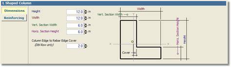 Column L by Calculation Modules Gt Columns Gt Concrete Column