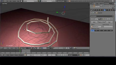 blender quick tutorial blender 2 6 quick tip tutorial making a simple snake