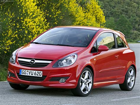 opel corsa 2008 opel corsa gsi picture 01 of 21 front angle my 2008