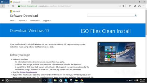 install windows 10 microsoft don t perform clean install of windows 10 without