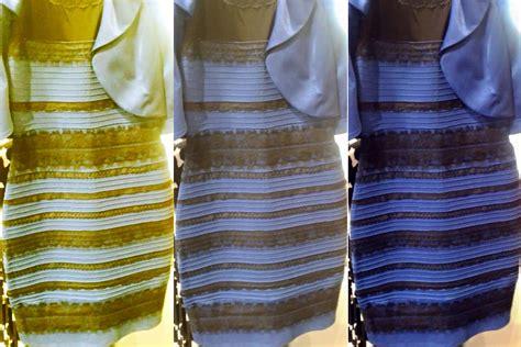 Dress Blublack gold dress that looks blue and black dress edin