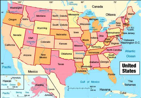 usa map with states and cities quiz best photos of large map of united states united states
