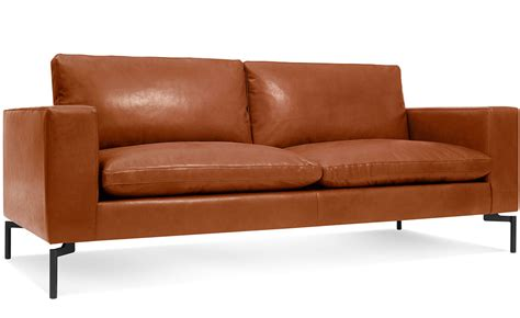 New Leather Sofas New Leather Sofa Thesofa