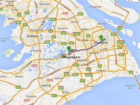 Modern Small Home by How To Travel From Shanghai To Zhujiajiao Water Town By Bus