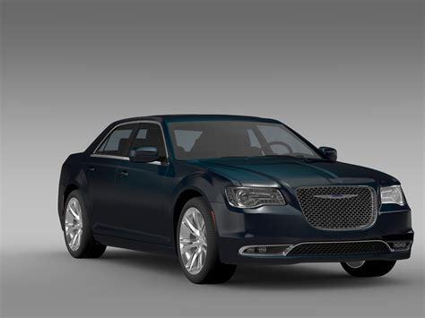 chrysler 300 models chrysler 300 c lx2 2016 3d model vehicles 3d models