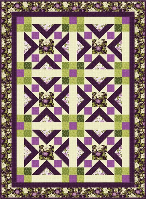 Cascade Quilt Pattern by Ribbon Cascade Quilt Pattern Bs2 460 Advanced Beginner