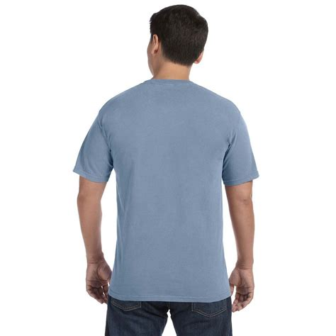comfort colors bay comfort colors men s bay 6 1 oz t shirt