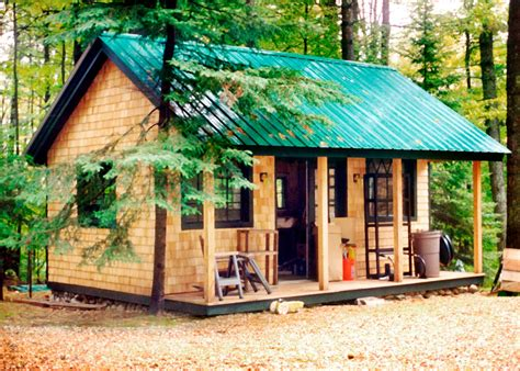 Tiny House Cabin the jamaica cottage shop ten awesome tiny houses sheds