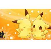 Kawaii Pikachu Wallpaper  HD4Wallpapernet