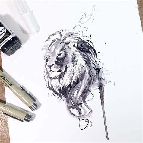watercolor tattoo sketch 25 best ideas about watercolor on