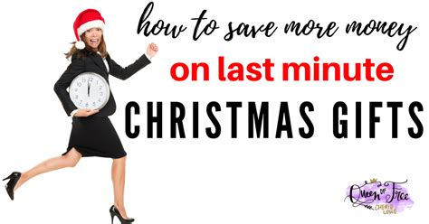 how to save money on christmas presents how to save money on last minute gift ideas of free