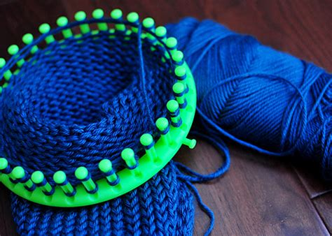 Knitting Loom Set Bulat Knit how to knit a cover for your