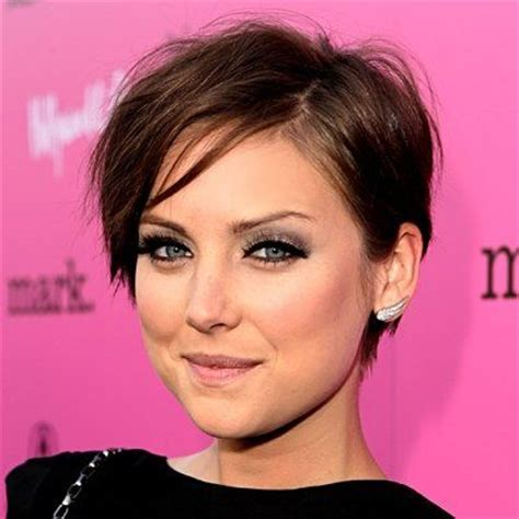 Eyeliner Silver Pixy growing out hair hair pixie haircuts haircuts and modern