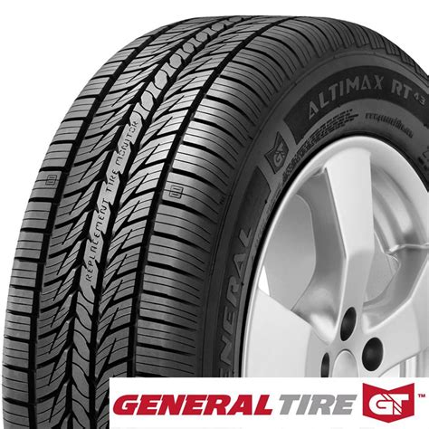 general altimax rt43 t speed 215 70 15 tire set of 4 general altimax rt43 radial tire 195 65r15 91t ebay