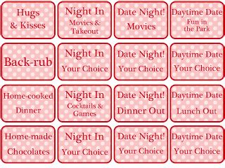 printable love coupons for him break away mother s day gift ideas
