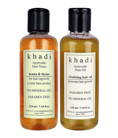 Hair Tonic Herbal 210ml Termurah buy khadi ayurvedic hair growth vitalising paraben free